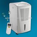 deshumidificador de aire en el hogar