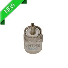 Joytone ac-1 de mano de radio adaptador bnc conector