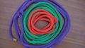 Top qualité 5mm cordage en nylon tressé/corde en nylon pour le paquet