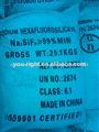 Productos químicos industriales producto silico fluoruro de sodio 16893-85-9 cas