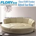 Sofá Cama redonda - conjunto de muebles de dormitorio s818