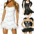 2013 nuevo diseño los trajes del ángel