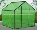 jardín túnel de efecto invernadero