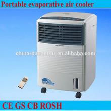 De agua por evaporación refrigerador ventilador/de agua del aire acondicionado/de agua por evaporación del refrigerador de