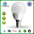 nuevo led 4w producto de alta calidad de alta potencia regulable e27 led luces para el hogar