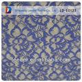 fábrica de fujian recomendar el más popular de encaje de tela para prendas de vestir accesorios