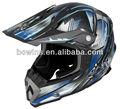 casco de moto de carreras populares