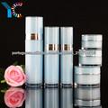 Cosmetics Wholesale creme vazio Jar Acrílico E Frasco