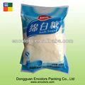 laminado de alta qualidade de açúcar stand up pouch saco plástico com zíper