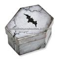 Ataúd de Halloween caja de regalo de empaquetado
