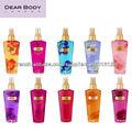 Nouvelle conception meilleur- qualité et longue- parfum durable parfum mist spray déodorant corporel