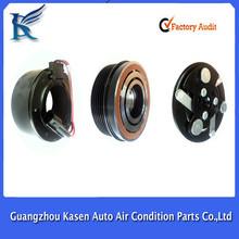 De desplazamiento 12v nuevo modelo de compresor de corriente alterna de embrague para ford 2.3 china precio de fábrica