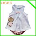 2014 novo estilo baby bodysuit menina, bebê recém-nascido onesie crianças roupas no atacado