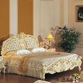 Muebles cama mano clásico-antiguo tallado muebles
