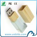 Tarjeta de memoria flash USB 8gb,Card usb flash memory,Bamboo wood card pens