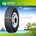 venda direta da fábrica de pneus TBR pneus de caminhão em dubai