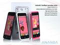 L720 4,5pulgada teléfono barato dual core androide 4.2 Teléfono Móvil 3G