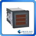 3相4線式のled電圧計96x96mountiongパネルパワーメータ
