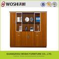 oficina de madera del gabinete de archivo