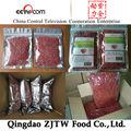 Chino de alta calidad seca de ningxia baya de goji, las bayas de goji
