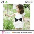 Projeto o mais atrasado um- ombro borboleta rosa menina de malha vestidos para convidados do casamento
