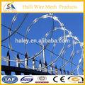 Buen precio militar maquinilla de afeitar alambre de púas hecho en china( fabricante& fábrica)