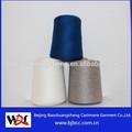 De alta calidad semi- de estambre hilado de lana para hacer punto