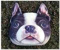 las mujeres de moda chica gato lindo perro de la cabeza la cara de los animales de la personalidad de hombro bolsas de mano de