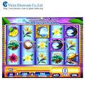 WMS tablero de juego de casino de la máquina tragaperras del casino