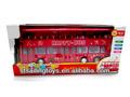venda quente baratos ônibus de brinquedo crianças elétrico de plástico do brinquedo novo modelo de ônibus