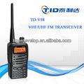 High Quality radio de dos vías del fabricante