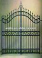 La puerta principal de la puerta de acero, la puerta principal de diseño, puerta de hierro diseño de la puerta