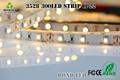 Venda por atacado Da fábrica efectuada 2014hot FITA led flexível impermeável IP65 IP68 5 300leds / 5 / 12 / 24 V 600leds 5m fábr