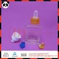 venta caliente en punta de la pipeta de vidrio cuadrados frasco gotero sabor eliquid sobre la venta