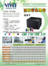 Toner del color del laser para Samsung CLP 300N