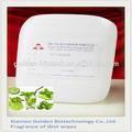 soluble en agua de fragancia para toallitas húmedas