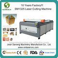 Coupe lazer/tissu de vêtement machine de découpe laser
