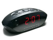 F-1771 radio reloj llevado