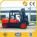 Chariot élévateur 4 2014 chinois. ton/chariot élévateur diesel avec moteur japon/élévateur hydraulique/levée camions pour la