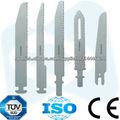 quirúrgico cuchillas