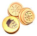 Amoladora de la hierba de madera | amoladora Buena madera | molinillo de especias de madera