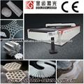 cortador láser para la filtración del filtro CJG-250300LD máquina cortadora de tela
