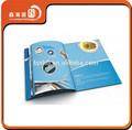 2014 de diseño personalizado y la impresión del folleto de repuestos para vehículos