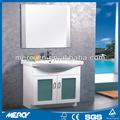 blanco mdf gabinetes de cuarto de baño montado en el piso blanco mdf gabinetes de cuarto de baño