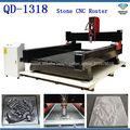 fresadoras cnc para mármol y gránito/máquina de tallado por láser para mármol QD-1318
