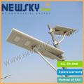 todo-en-uno farolas solares/farolas integrados 8W/ 12W/ 15W/ 20W/ 25W/ 30W/ 40W