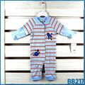 ropa del bebé sleepsuits la venta