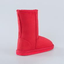 Botas para la nieve botas de estilo de la manera para los niños