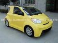 solar eléctrico del vehículo