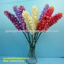 De porcelana artificial de flores de tela para la fabricación de ventas/falso flor hecha en china